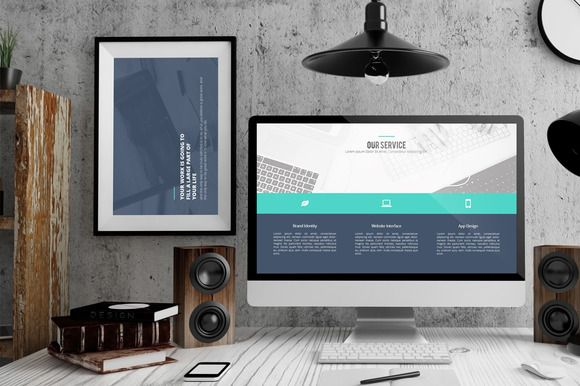 Rempah PowerPoint Template by Angkalimabelas on @creativemarket