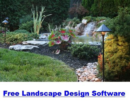 Design Your Own Backyard With Free Landscape Design Software