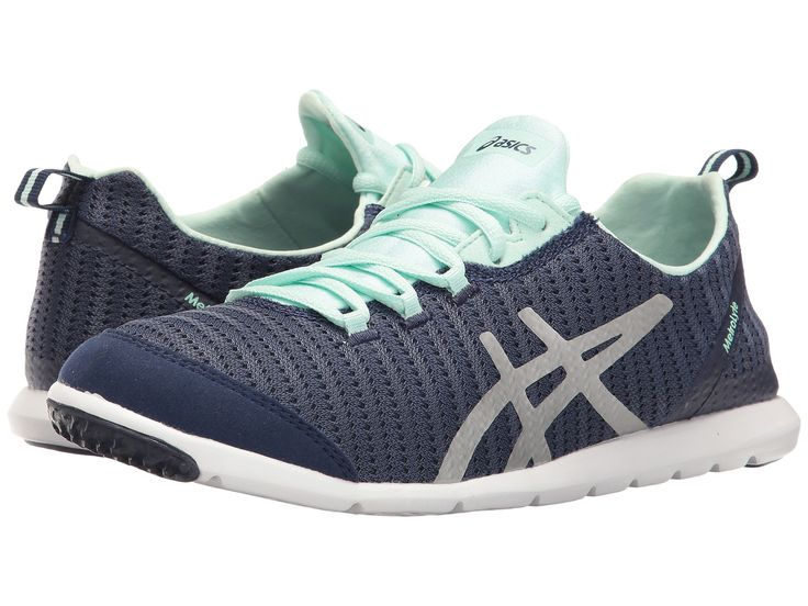 ASICS Metrolyte Women | Indigo Blue / Silver / Bay (Q752N-4993)