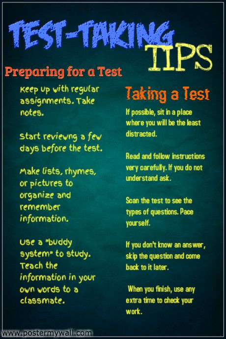 test taking anxiety essay Test preparation & test taking skills as much as most people dislike it another challenge many people face when taking a test is test anxiety test-taking tips: objective tests and essay tests.