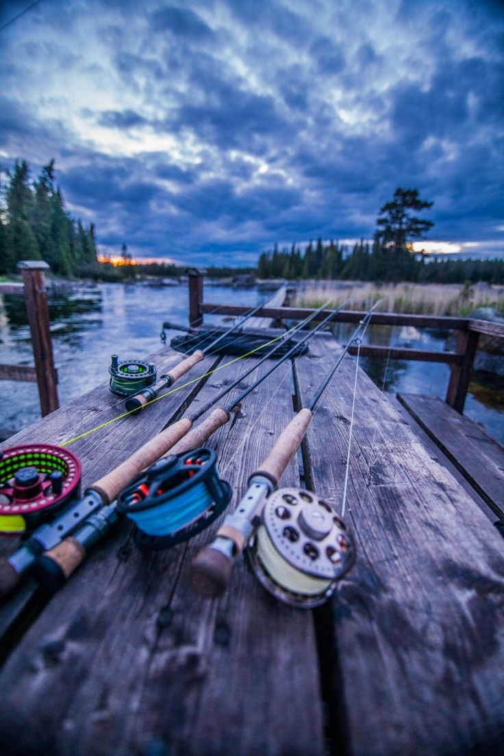 Fly-fishing Gear Photos taken by Alexander Lexén | Fly dreamers