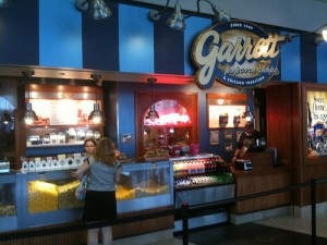 Garrets popcorn Chicago. Mom if we had a Gattets popcorn here i would get you some:)