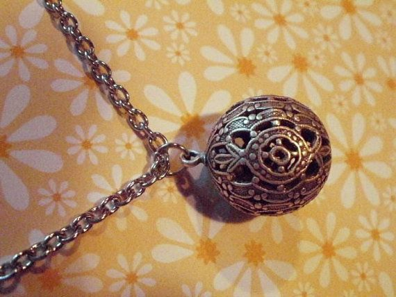 Rosemary's Baby Tanis / Tannis Root Necklace by MoonliteAdornments
