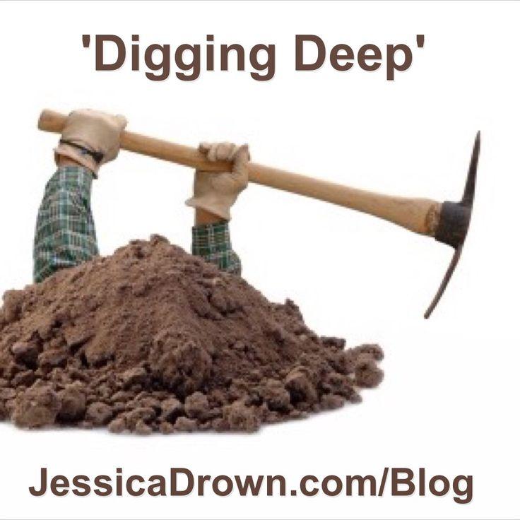 Digging In Deep Inside