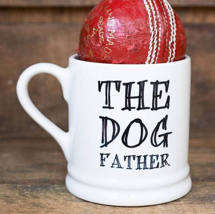 'the dog father' mug by sweet william designs | notonthehighstreet.com
