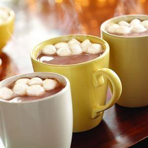 Creamy Hot Chocolate Recipe -<b>Recipe provided by Eagle Brand®.</b>
