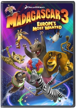 Madagascar 3: Europe's Most Wanted | 11-18-12