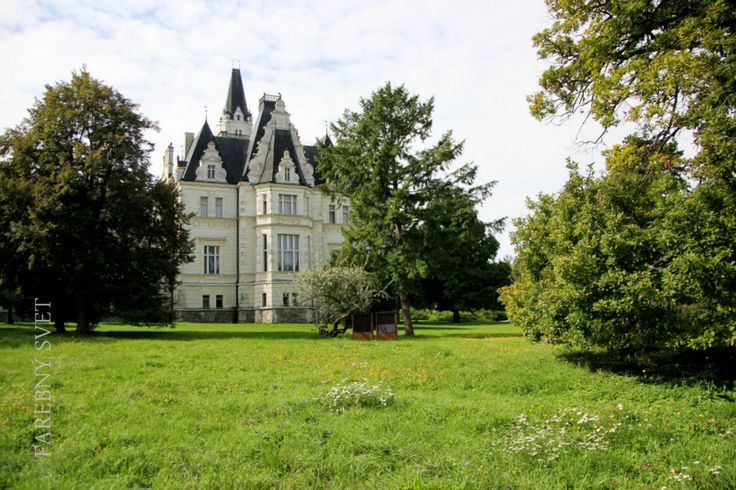 Budmerice Castle