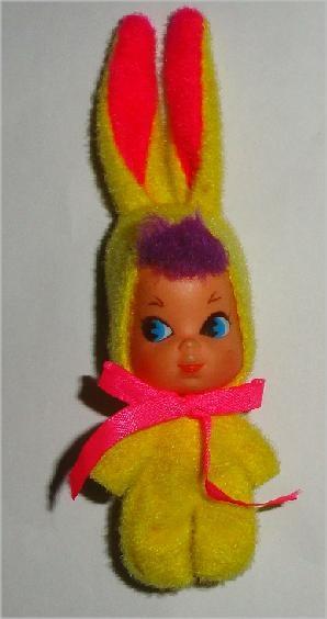 Vintage LIDDLE KIDDLES Little Kiddles Dolls