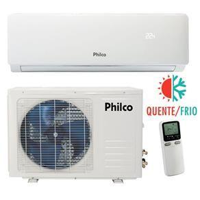 Ar-Condicionado Split Inverter Philco PH12000QF Quente e Frio 12.000 BTUs - 220V