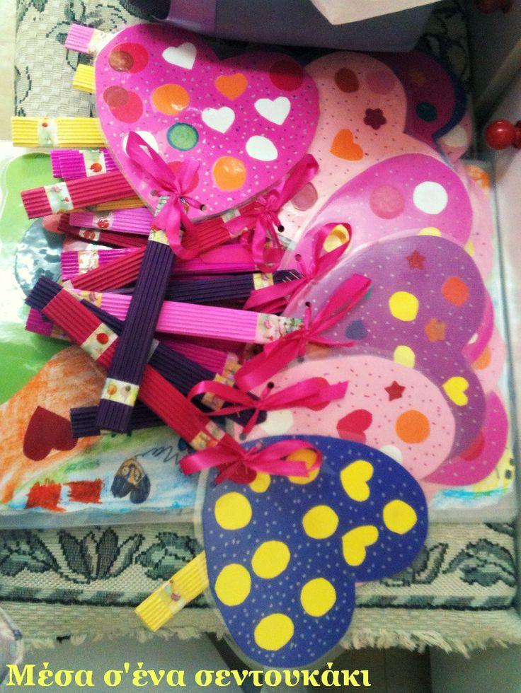 Μέσα σ'ένα σεντουκάκι...: Γιορτή της μητέρας: Ιδέες για δωράκι (Α' μέρος)
