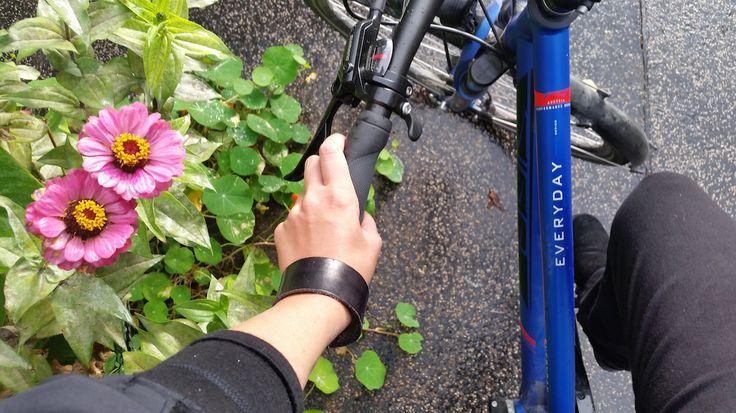 Daneben statt mittendrin – meine Erfahrungen als Fahrradkurierin in Wien