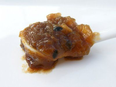 South African fruit chutney. This simple South African fruit chutney recipe is one of the easiest to make - well worth the slight effort to prepare it, and fantastic with curries. #cooking #food #recipes #southafrica #chutney