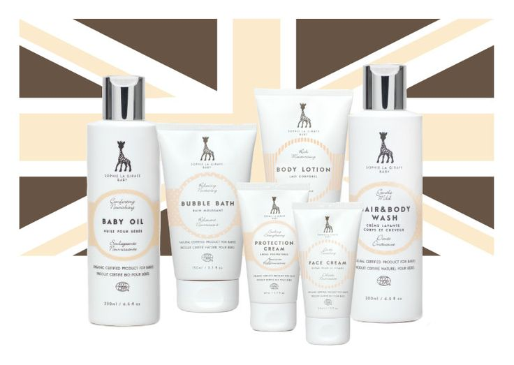 Sophie la girafe Cosmetics arrived to United Kingdom March 2014. Sold at the finest retailers such as Harrods, Selfridges, Alex and Alexa.com to mention some.   Hurray for safer choices for our children, and all ages sensitive skins!