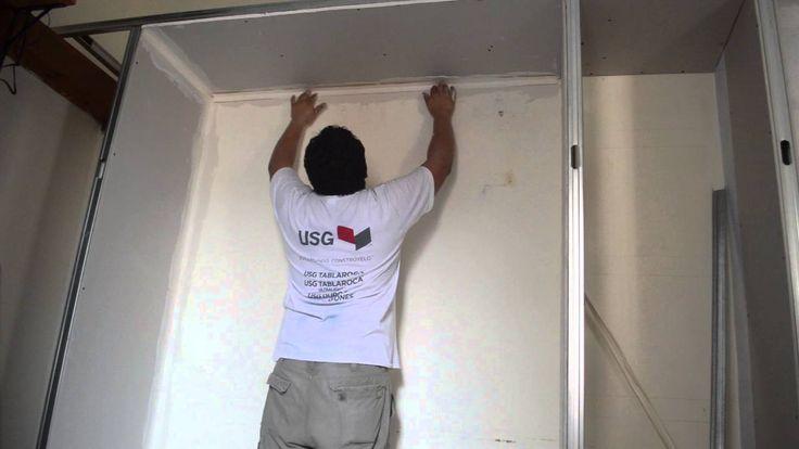 Como Facilitar la construcción de muebles de tablaroca (drywall)