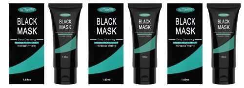 3 Blackhead Remover Mask Peel Off Charcoal Mask fo…