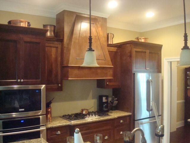 Granite Countertops Albany Ga : ... appliances, granite counter tops and custom vent? Pinteres