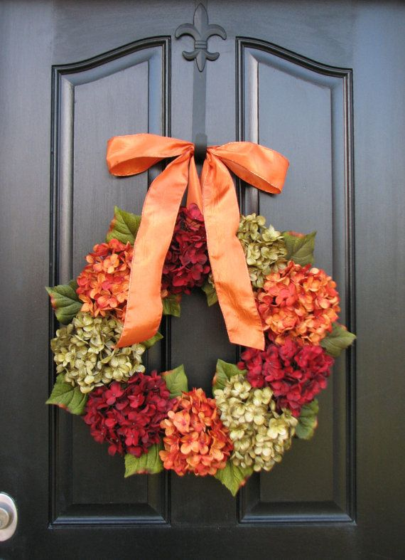 Thanksgiving Wreath, Wreath SALE, Fall Wreaths, Autumn Wreaths, WREATHS, Thanksgiving Decor, Wreaths, Fall Decor, Front Door Wreaths on Etsy, $90.00