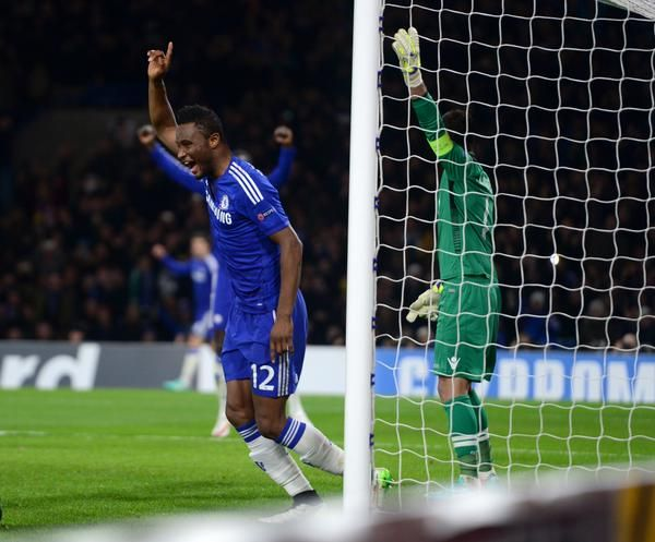 Chelsea make it out of their Champions League group unbeaten