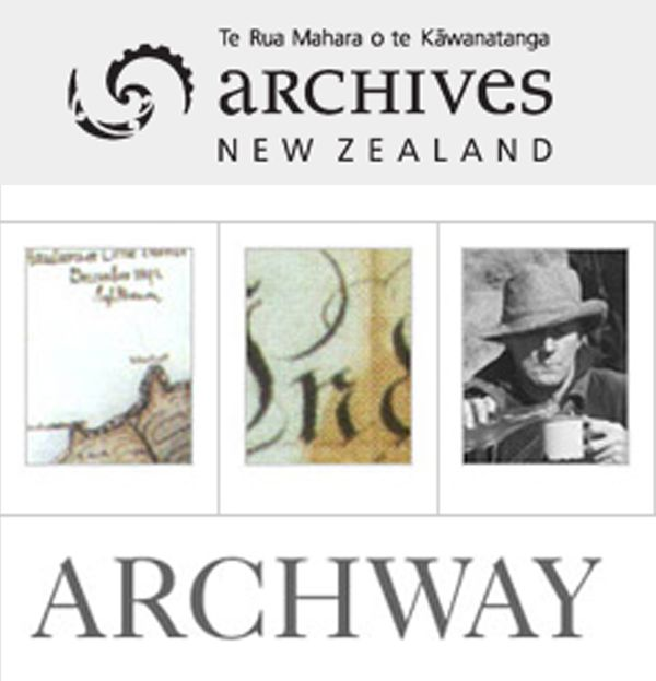 Access the archives of the New Zealand government. Search here for First World War military records, probates, divorces and other family history related materials. Check out the Research Guides for more information. We can visit the archives for you. www.memoriesintime.co.nz