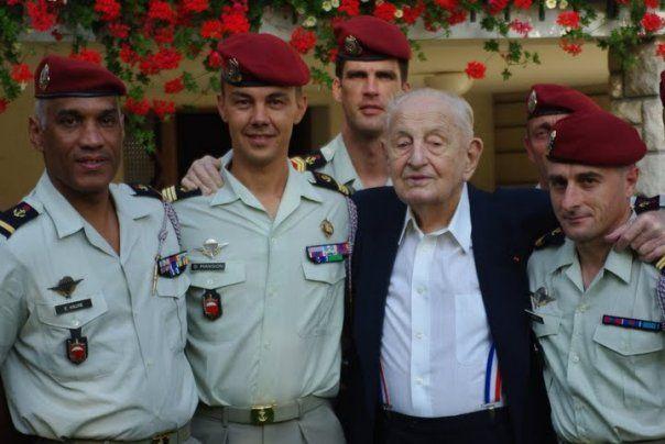 Général Marcel Bigeard hospitalisé en soins intensifs au CHU de Nancy - 28 mars 2010