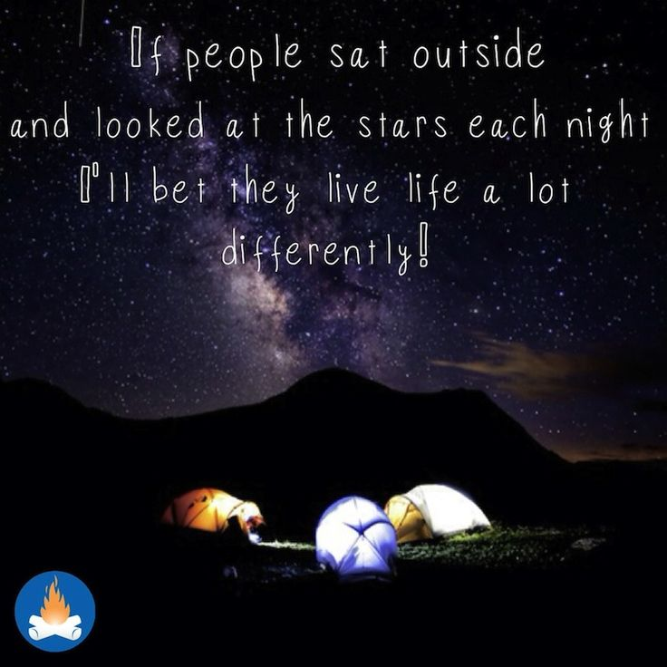 Love Under The Stars Quotes: Sleeping Under The Stars Quotes. QuotesGram