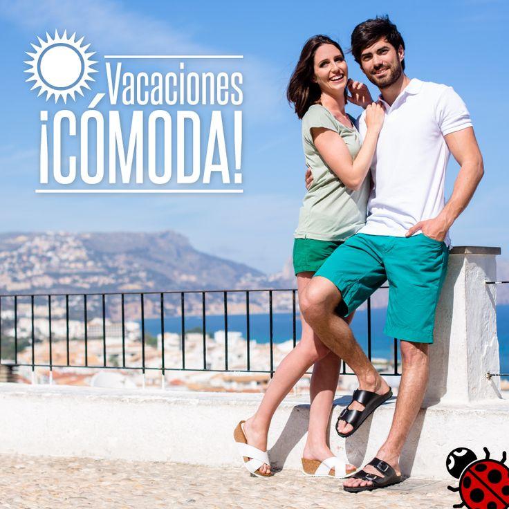 Pasa los días de agosto de la manera más cómoda posible junto a tu novio y Yokono, una combinación perfecta para estar horas y horas de paseo. #Verano #Zapatos #Yokono #Moda #MadeInSpain #Ropa