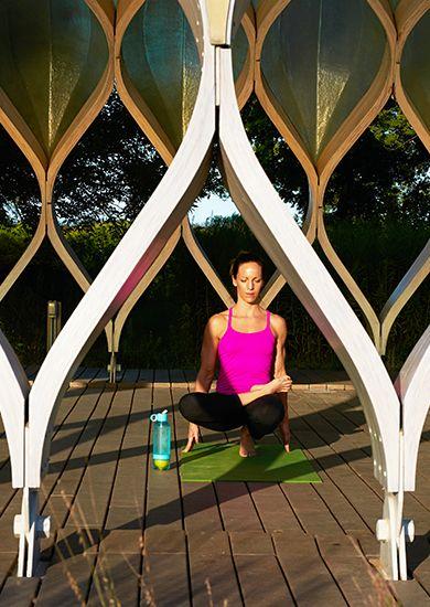 Citrus Zinger Sport Cap Water Bottle Meditation.