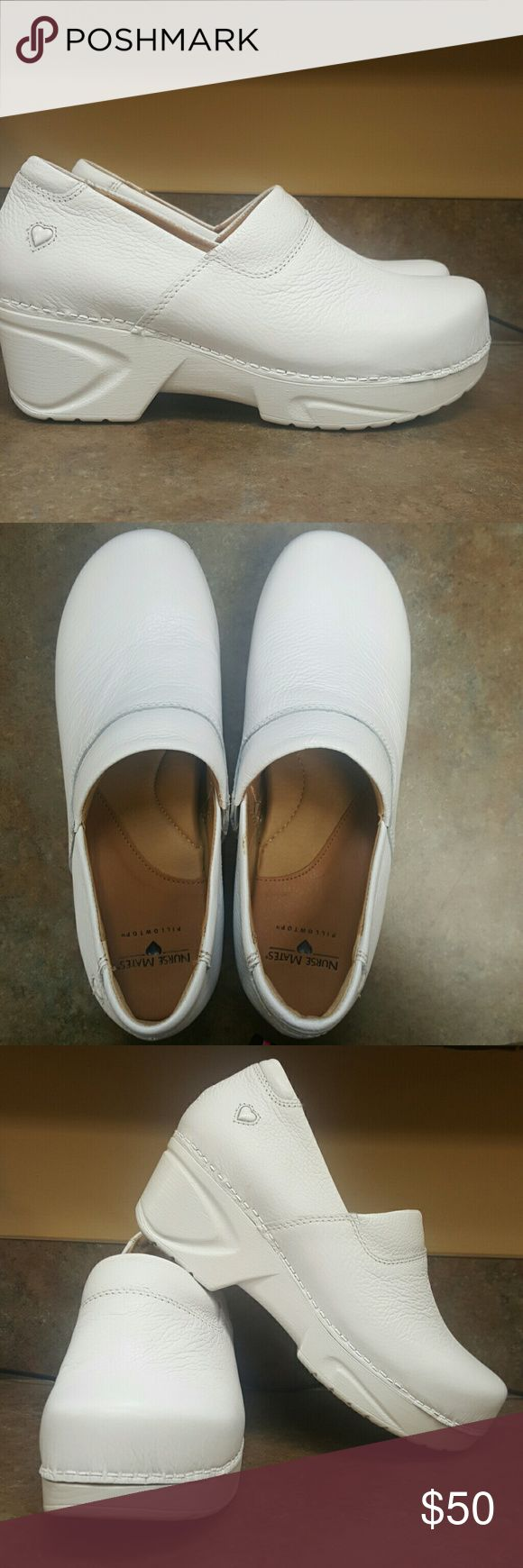 Nurse mates These are brand new and super cute! Love them! Nurse Mates Shoes Mules & Clogs