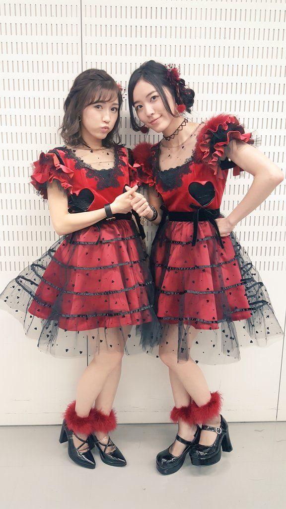 松井珠理奈 - Matsui Jurina & Watanabe Mayu (渡辺麻友) - #Mayuyu (まゆゆ) - Team B - #AKB48 #idol #jpop #1 #sexy #beautiful #pretty #cute #gravure #SKE48