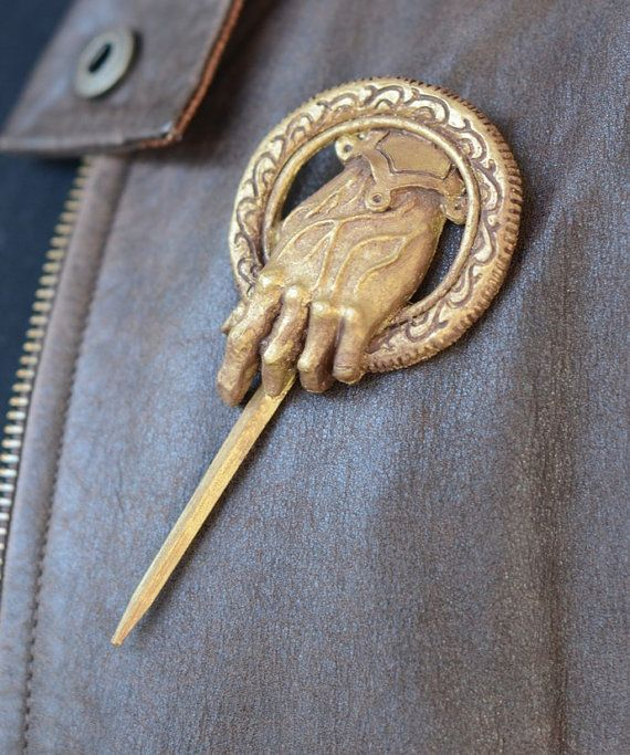 Game of Thrones Hand of the King 11 Prop Replica by ProjectCustom, $27.00
