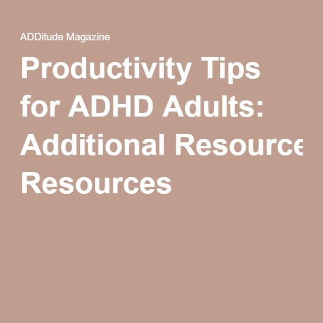 how to get help for adhd in adults