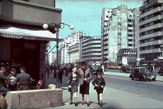 Bulevardul I. C. Brătianu, 1941