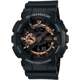G-Shock mens watch GA110RG-1A: Star Jewels