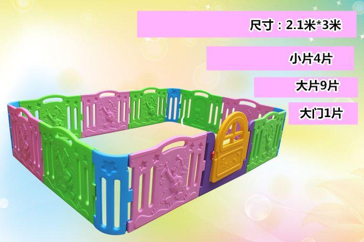 Jeu enfant clôture bébé ramper barrière de sécurité enfant clôture piscine à balles jouet bébé parc 4 petits morceaux + 3 gros morceaux + 1 porte dans Parcs pour bébé de Produits pour bébés sur AliExpress.com | Alibaba Group