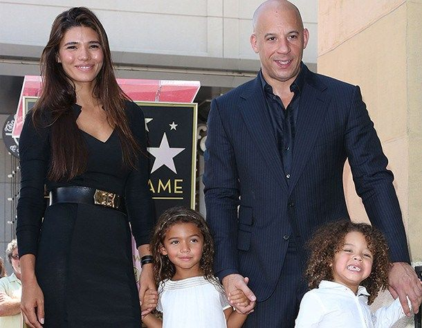 Vin Diesel and Paloma ...