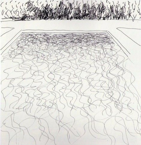 David Hockney, unknown on ArtStack #david-hockney #art