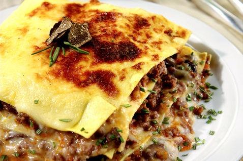 Cucina tipica marchigiana: i #vincisgrassi