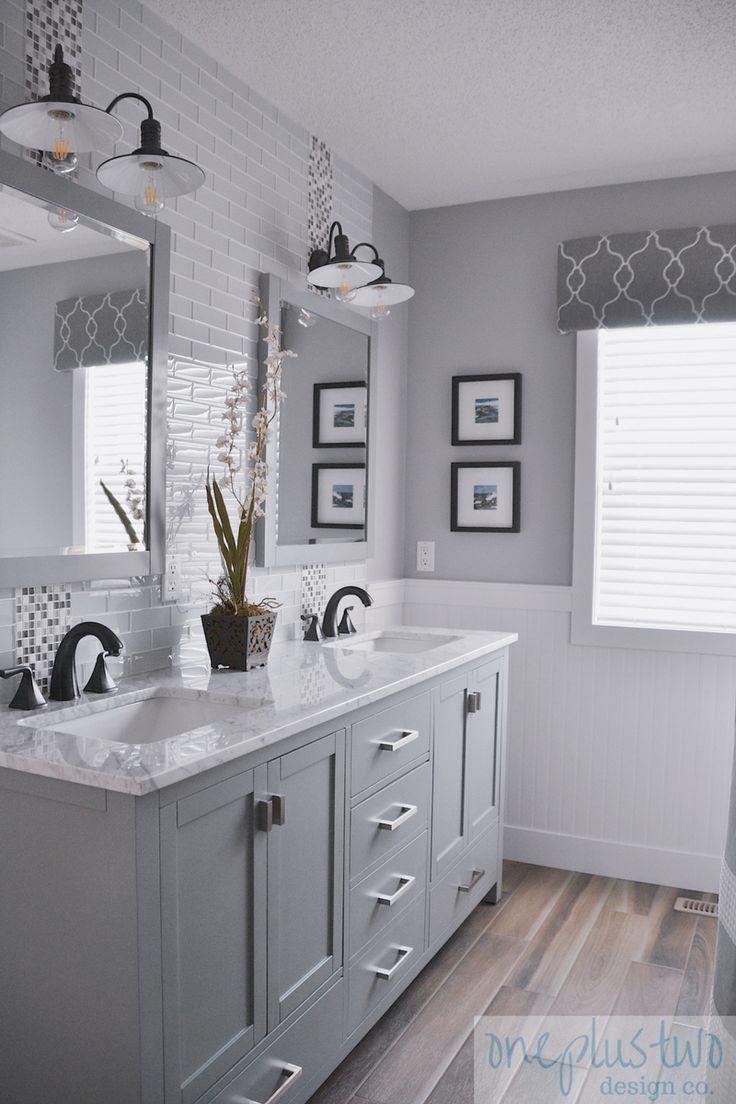 Main Bathroom Renovation Reveal In 2020 Bathrooms Remodel