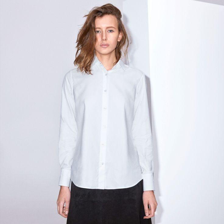 fwss funky cold medina white crisp shirt