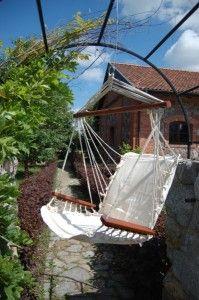 ALICANTE Huśtawka ogrodowa hamak