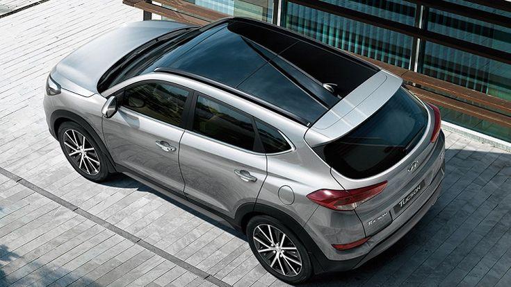 Hyundai Tucson To Get Panoramic Sunroof To Take On Jeep Compass Hyundai Tucson Hyundai Hyundai Cars