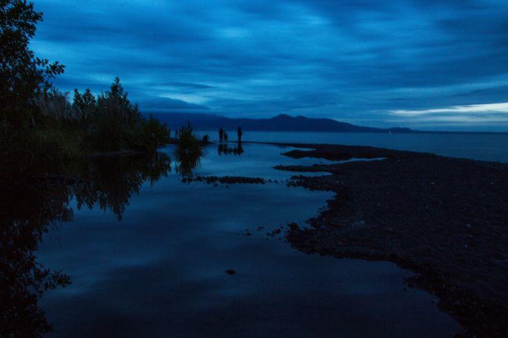 Pescadores lago llanquihue desde balneario las cascadas #googlemaps #googleviews #carlotaconbotaz #carlotaconbotas #carlotaconbota #carlafernandez #HDR #hdrphotography #landscape #lago #llanquihue #lagollanquihue #chile