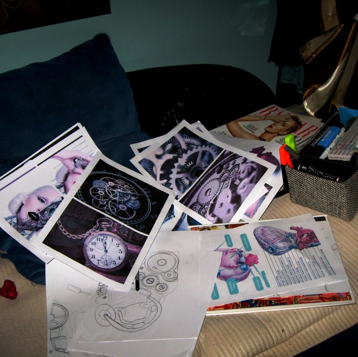 Some inspirations... and make motif for tatoo... :)