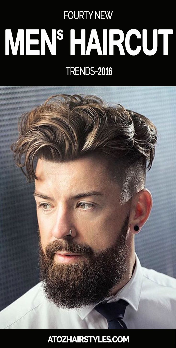 Wondrous 1000 Images About Mens Hair Trends On Pinterest Latest Men Short Hairstyles For Black Women Fulllsitofus