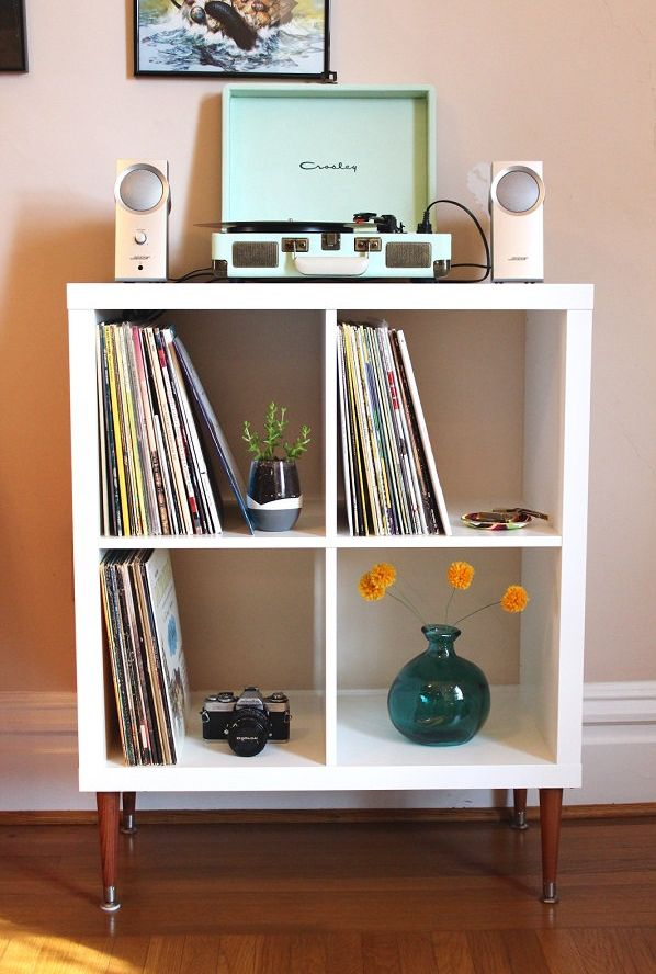 12 Brilliant Ways To Use IKEA Shelving You Might Not Have Thought Of