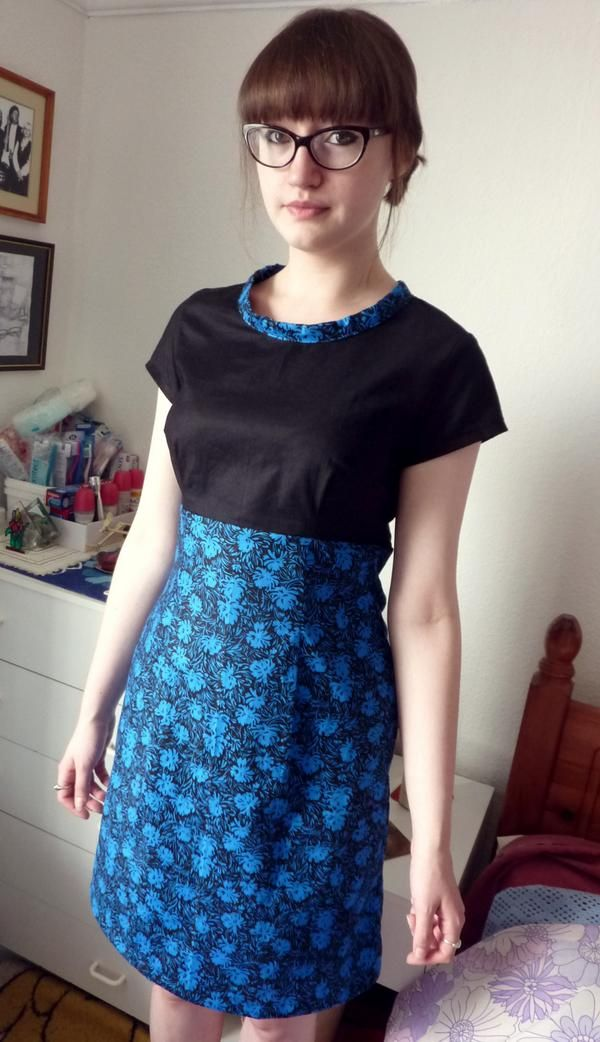 Megan dress by @Twiinkaliink