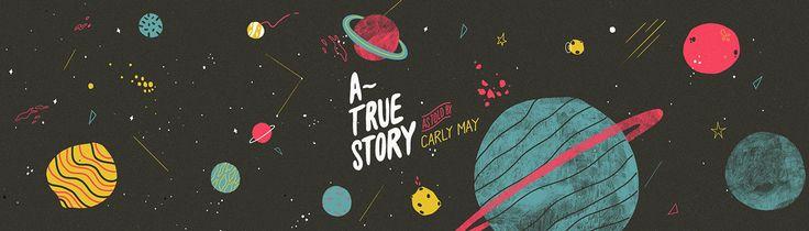 다음 @Behance 프로젝트 확인: \u201cA True Story - Carly\u201d https://www.behance.net/gallery/47242385/A-True-Story-Carly