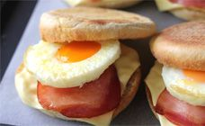 Bacon and egg muffins recipe - Bacon
