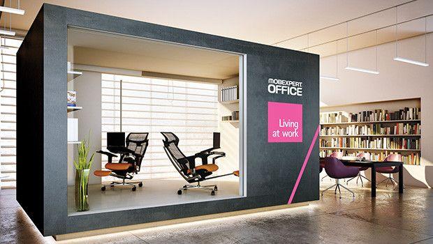 """O casă amenajată ca în reviste atrage toate privirile. Așa se întâmplă și cu un birou amenajat """"altfel""""."""
